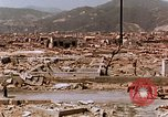 Image of Atomic bomb destruction in Hiroshima Hiroshima Japan, 1946, second 2 stock footage video 65675042170