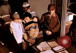 Image of atomic bomb victims receive medical treatment Hiroshima Japan, 1946, second 2 stock footage video 65675042179