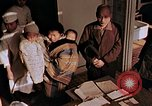 Image of atomic bomb victims receive medical treatment Hiroshima Japan, 1946, second 5 stock footage video 65675042179