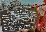 Image of steel frame structure Nagasaki Japan, 1946, second 1 stock footage video 65675042181