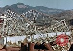 Image of steel frame structure Nagasaki Japan, 1946, second 2 stock footage video 65675042181