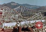 Image of steel frame structure Nagasaki Japan, 1946, second 5 stock footage video 65675042181