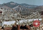 Image of steel frame structure Nagasaki Japan, 1946, second 7 stock footage video 65675042181