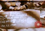 Image of torpedo components Nagasaki Japan, 1946, second 1 stock footage video 65675042188