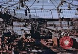 Image of ten ton crane Nagasaki Japan, 1946, second 4 stock footage video 65675042190
