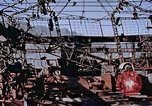 Image of ten ton crane Nagasaki Japan, 1946, second 7 stock footage video 65675042190