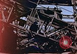 Image of ten ton crane Nagasaki Japan, 1946, second 8 stock footage video 65675042190