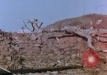 Image of rubble cleared after atomic bomb explosion Nagasaki Japan, 1946, second 6 stock footage video 65675042193