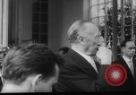 Image of Dwight D Eisenhower Bonn Germany, 1962, second 12 stock footage video 65675042220
