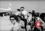 Image of Jacquelin Kennedy Rome Italy, 1962, second 11 stock footage video 65675042226