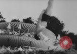Image of diving competition Germany, 1962, second 8 stock footage video 65675042230