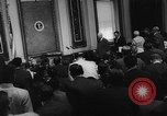 Image of Dwight D Eisenhower Washington DC USA, 1960, second 9 stock footage video 65675042231