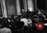 Image of Dwight D Eisenhower Washington DC USA, 1960, second 10 stock footage video 65675042231