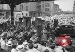 Image of demonstration New York United States USA, 1935, second 2 stock footage video 65675042248