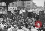 Image of demonstration New York United States USA, 1935, second 4 stock footage video 65675042248