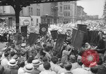 Image of demonstration New York United States USA, 1935, second 5 stock footage video 65675042248