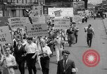 Image of demonstration New York United States USA, 1935, second 9 stock footage video 65675042248