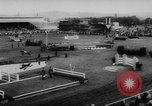 Image of International jump off Aachen Germany, 1960, second 7 stock footage video 65675042255