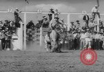 Image of Calgary stampede Alberta Canada, 1960, second 6 stock footage video 65675042256