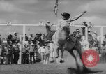 Image of Calgary stampede Alberta Canada, 1960, second 8 stock footage video 65675042256