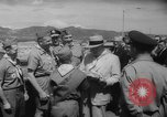Image of President Eisenhower Colorado United States, 1960, second 9 stock footage video 65675042258