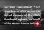 Image of John F Kennedy campaigning for 1960 election United States USA, 1960, second 10 stock footage video 65675042263