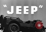 Image of jeep United States USA, 1943, second 12 stock footage video 65675042282