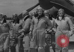 Image of United States Army Air Force planes Kunming China, 1945, second 7 stock footage video 65675042287