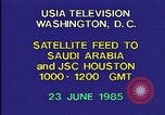 Image of launching satellite Washington DC USA, 1985, second 1 stock footage video 65675042299