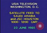 Image of launching satellite Washington DC USA, 1985, second 2 stock footage video 65675042299