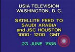 Image of launching satellite Washington DC USA, 1985, second 3 stock footage video 65675042299