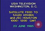 Image of launching satellite Washington DC USA, 1985, second 5 stock footage video 65675042299