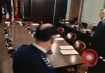 Image of James R Schlesinger Washington DC USA, 1974, second 11 stock footage video 65675042307