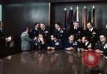 Image of Joint Chiefs of Staff and photographers Washington DC USA, 1974, second 2 stock footage video 65675042310