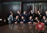 Image of Joint Chiefs of Staff and photographers Washington DC USA, 1974, second 5 stock footage video 65675042310