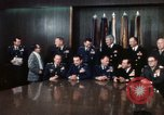 Image of Joint Chiefs of Staff and photographers Washington DC USA, 1974, second 6 stock footage video 65675042310