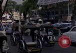 Image of cyclos Saigon Vietnam, 1964, second 5 stock footage video 65675042319