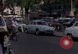 Image of cyclos Saigon Vietnam, 1964, second 11 stock footage video 65675042319