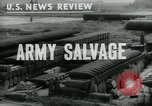 Image of scrap Maryland United States USA, 1943, second 4 stock footage video 65675042333