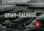 Image of scrap Maryland United States USA, 1943, second 5 stock footage video 65675042333