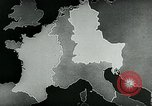 Image of map of Germany Germany, 1936, second 1 stock footage video 65675042336