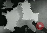 Image of map of Germany Germany, 1936, second 2 stock footage video 65675042336