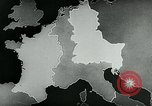 Image of map of Germany Germany, 1936, second 4 stock footage video 65675042336