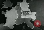Image of map of Germany Germany, 1936, second 7 stock footage video 65675042336