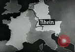 Image of map of Germany Germany, 1936, second 11 stock footage video 65675042336