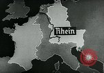 Image of map of Germany Germany, 1936, second 12 stock footage video 65675042336