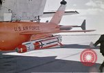Image of AGM 65 Maverick missile United States USA, 1969, second 6 stock footage video 65675042356