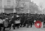 Image of Allied soldiers France, 1918, second 4 stock footage video 65675042382