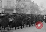 Image of Allied soldiers France, 1918, second 10 stock footage video 65675042382