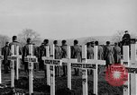 Image of American soldiers France, 1918, second 8 stock footage video 65675042383